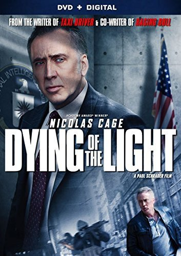 DVD : Dying of the Light (DVD)