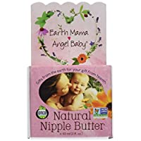 Earth Mama Angel Baby Butter Natural Nipple 2 OZ