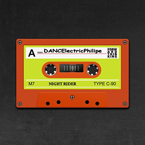 I Am A Rider Music Mp3: Night Rider By Dancelectricphilipe On Amazon Music