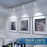 Hyperikon H Track Lighting Connector, L