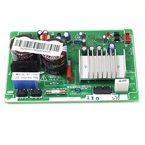 Samsung DA92-00111B Refrigerator Inverter Power Control Board Genuine Original Equipment Manufacturer (OEM) Part for Samsung