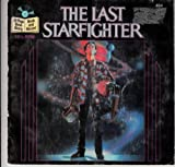 The Last Starfighter - 24-page Read-along Book and Record