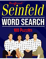 Unofficial Seinfeld Word Search 180 Puzzles: One For Every Television Episode