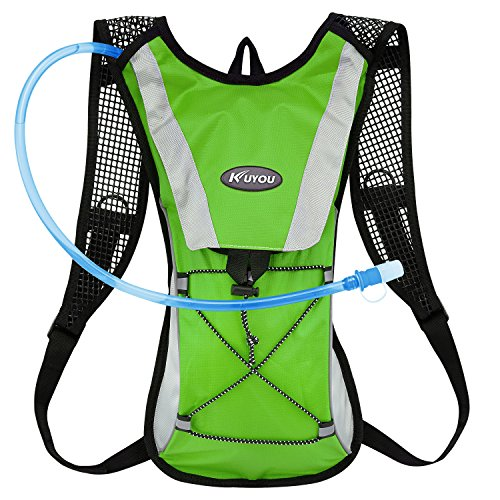 Camping & Hiking Outdoor Portable Thickened Folding Water Bladder Tube Bag For Outdoor Sport Running Camping Hiking Mountain Cycling Drink Pouch