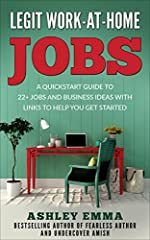 Chosen by Instafreebie as the Featured Giveaway for March 2018! Have you ever wished you could work from home--or anywhere you want in the world? Let this work-at-home mom help you on your journey. Whether you want to make a full-time income,...