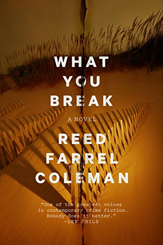 What You Break (A Gus Murphy Novel Book 2)