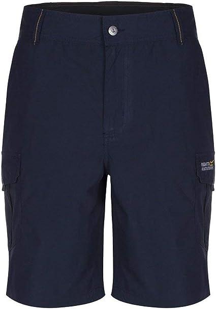 Regatta delphs Shorts Homme 6 poches Mousqueton Boucle Taille 44-60 RRP à partir de 39,95