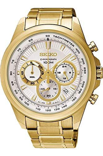 Seiko Chronograph Tachymeter SSB254P1 -
