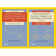 Infrared and Raman Spectra of Inorganic and Coordination Compounds, Two Volume Set