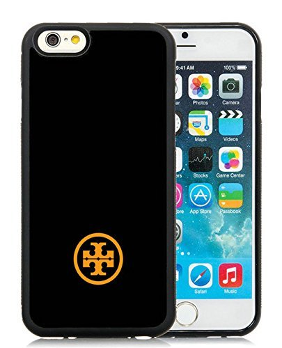 Fahionable Custom Designed iPhone 6 4.7 Inch TPU Cover Case With Tory Burch 68 Black Phone Case