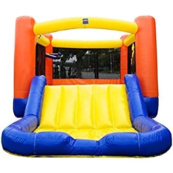 Amazon.com: Inflatable Bounce House and Water Slide Wet or