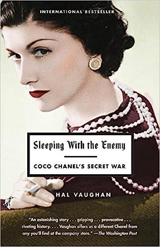 8a533eb5c77 Amazon.com  Sleeping with the Enemy  Coco Chanel s Secret War ...