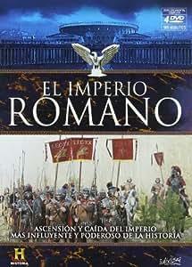 El Imperio Romano Digipack (4 DVD)