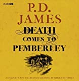 img - for Death Comes to Pemberley by James, P. D. on 01/12/2011 unknown edition book / textbook / text book