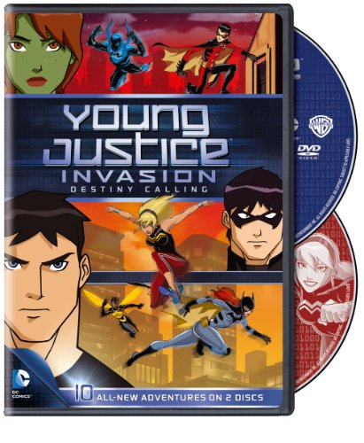 young justice season 2 part 2 - 2
