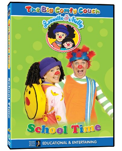 The Big Comfy Couch - School Time