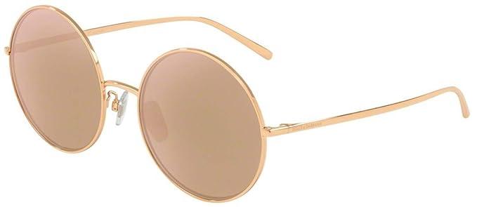 Amazon.com: Gafas de sol Dolce & Gabbana DG 2215 K K03/5R ...