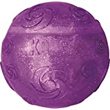 KONG Squeezz Crackle Ball, Medium, Colors may vary
