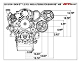 ICT Billet Corvette LS Alternator & Power