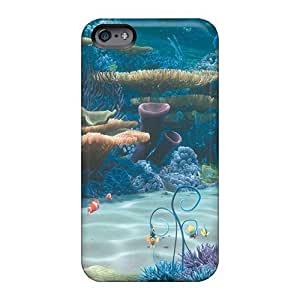 KevinCormack Apple Iphone 6 Plus Best Hard Cell-phone Case Support Personal Customs Realistic Finding Nemo 3d Image [azv483DieA]