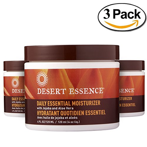 Desert Essence Face Moisturizer (3pk)- 4 fl oz