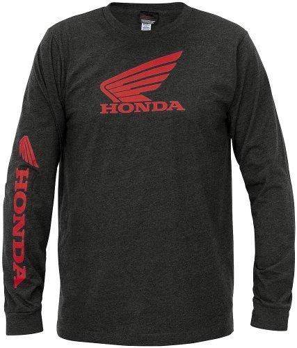Honda Classic Logo Gray Long-Sleeve T-shirt, L