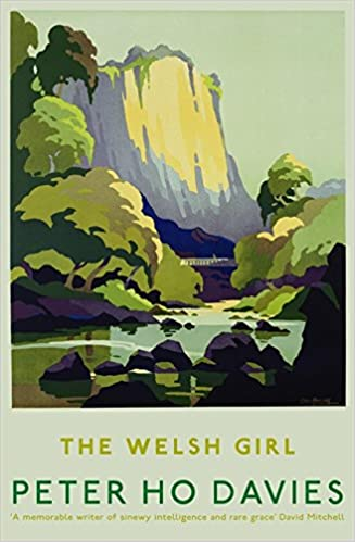 Book The Welsh Girl