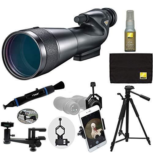 Nikon 20-60x82mm Prostaff 5 Straight Body Fieldscope Spottin