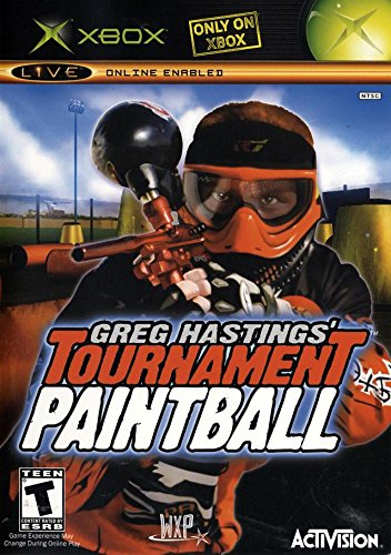 Where to find paintball xbox one games?