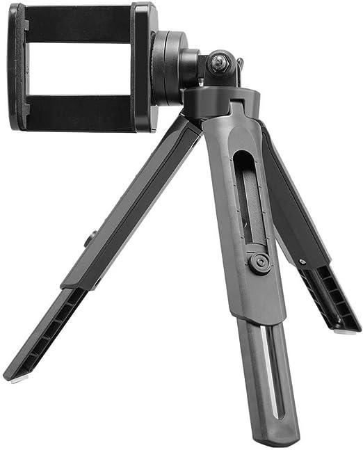akaddy Mini Telescópico Smartphone Trípode para Video Soporte ...