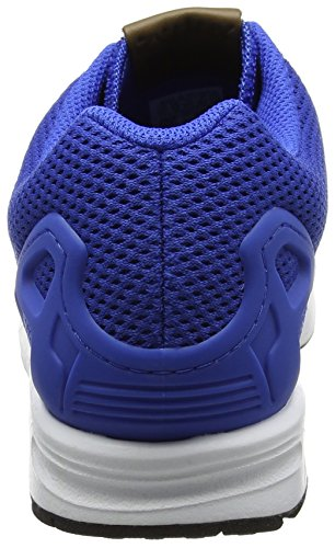 White Hombre Flux Footwear Blue ZX Adidas Azul para Zapatillas Blue 4FOnqwz