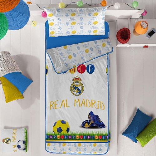 Saco Nordico Real Madrid Kids de Manterol (incluye relleno) Cam