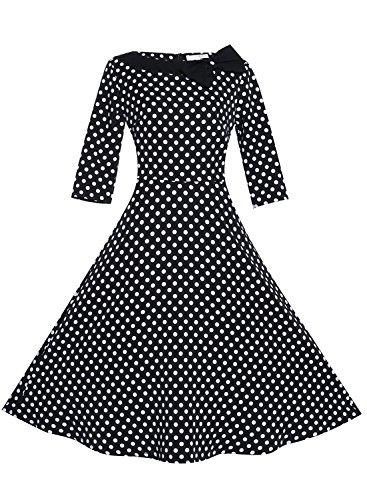 60s style mini dress - 5