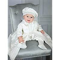 Baby Boy Christening Gown, Spanish Style outfit. Baptism Outfit B001