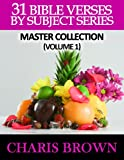 31 Bible Verses By Subject Master Collection Volume 1