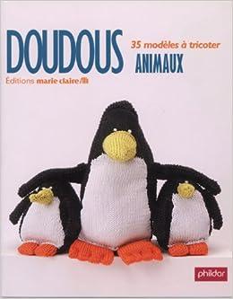 Amazonfr Doudous Animaux Tricot Crochet Et Tricotin