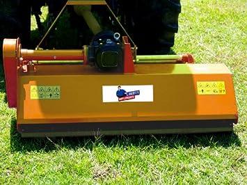 Liberty Pro Series 5-ft Hydraulic Offset Flail Mower: Amazon