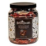 Halloween Assorted TruffleCremes in Blood Orange & Dark Ephemere - 28 oz jar - by Dilettante