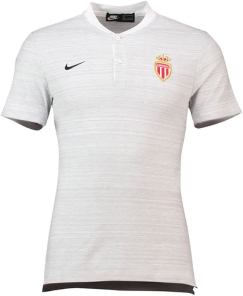 Nike 2018-2019 Monaco Authentic Grand Slam Polo Football Soccer T ...