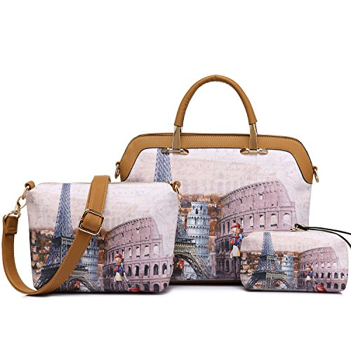 Realer Women Handbags Messenger Wallet product image