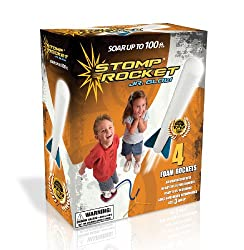 Stomp Rocket Jr. Glow Kit by D+L Company
