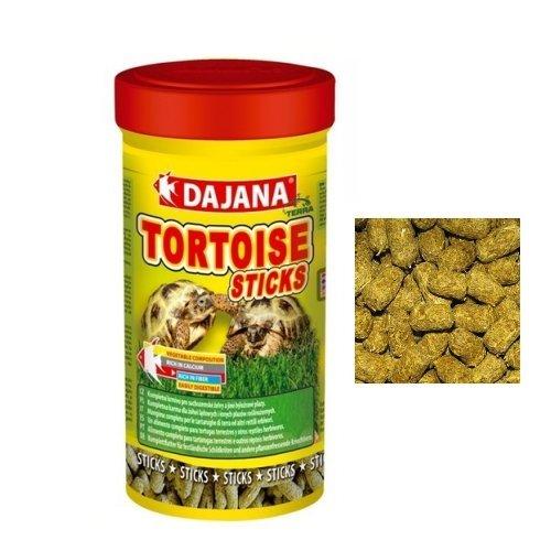 Dajana tortoise sticks mangime completo per tartarughe for Prezzo tartarughe