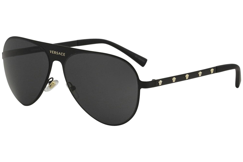 a1ec9fb2612 Versace MEDUSINA VE 2189 unisex Sunglasses  Amazon.com.au  Fashion