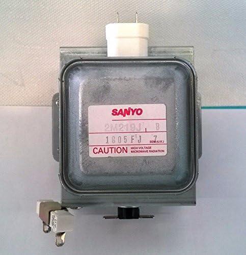 Magnetron para horno a microondas Sanyo 2 m219j B (ricondizionato ...