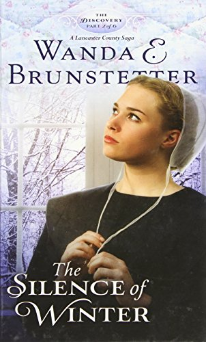 book cover of The Silence of Winter