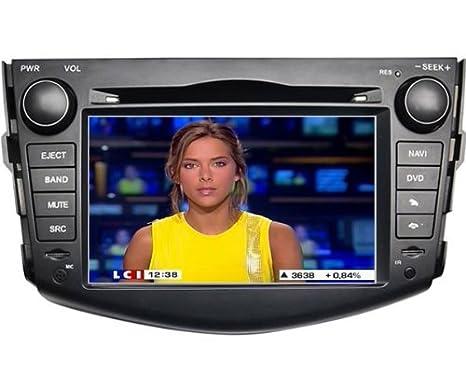 "2DIN 7"" TDT TOYOTA RAV4: NAVEGADOR GPS, TDT, MANOS LIBRES BLUETOOTH,"
