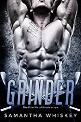Gage McPherson was the Seattle Shark's best Grinder, until he shattered his shoulder last season. Time heals all wounds...but the heartbroken single dad has more than his share of trust issues. The playboy only lets one girl close to his iced...