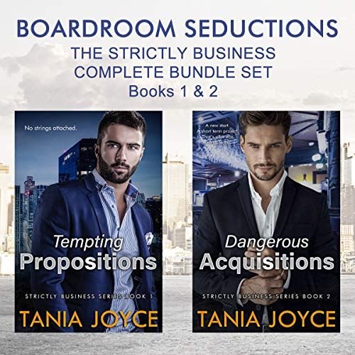 Boardroom Seductions: The Strictly Business Bundle Set