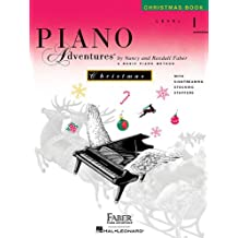 Level 1 - Christmas Book: Piano Adventures