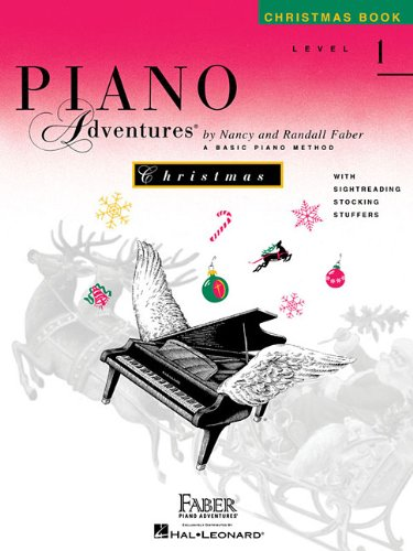 Level 1 - Christmas Book: Piano Adventures -